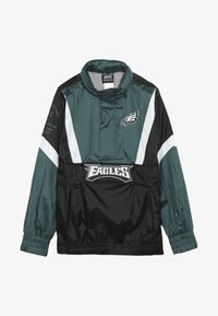 Outerstuff - NFL PHILADELPHIA EAGLES  - Veste coupe-vent - sport teal/black - 4