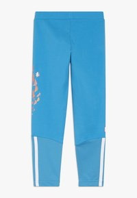 adidas Performance - FROZEN - Leggings - turquoise - 1