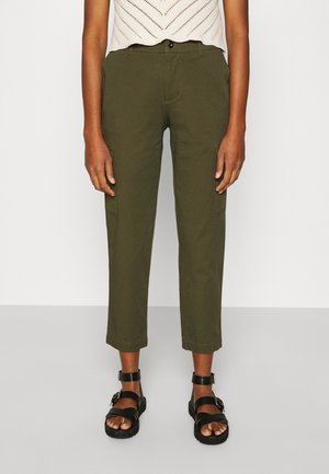 Cargo Chino pants - Trousers - khaki