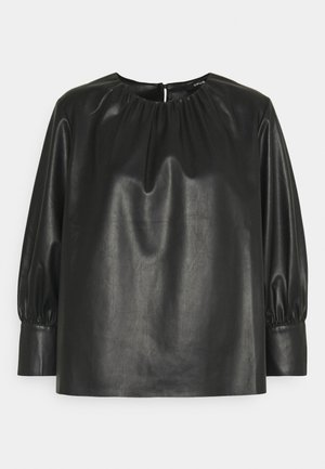 FAGI - Long sleeved top - black