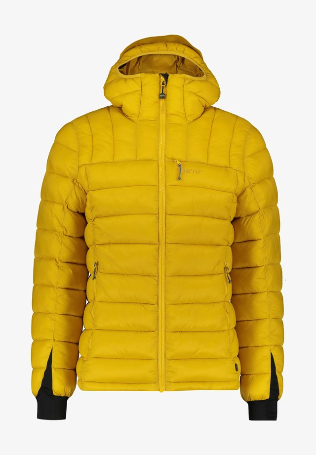 HAWERA - Winter jacket - senf