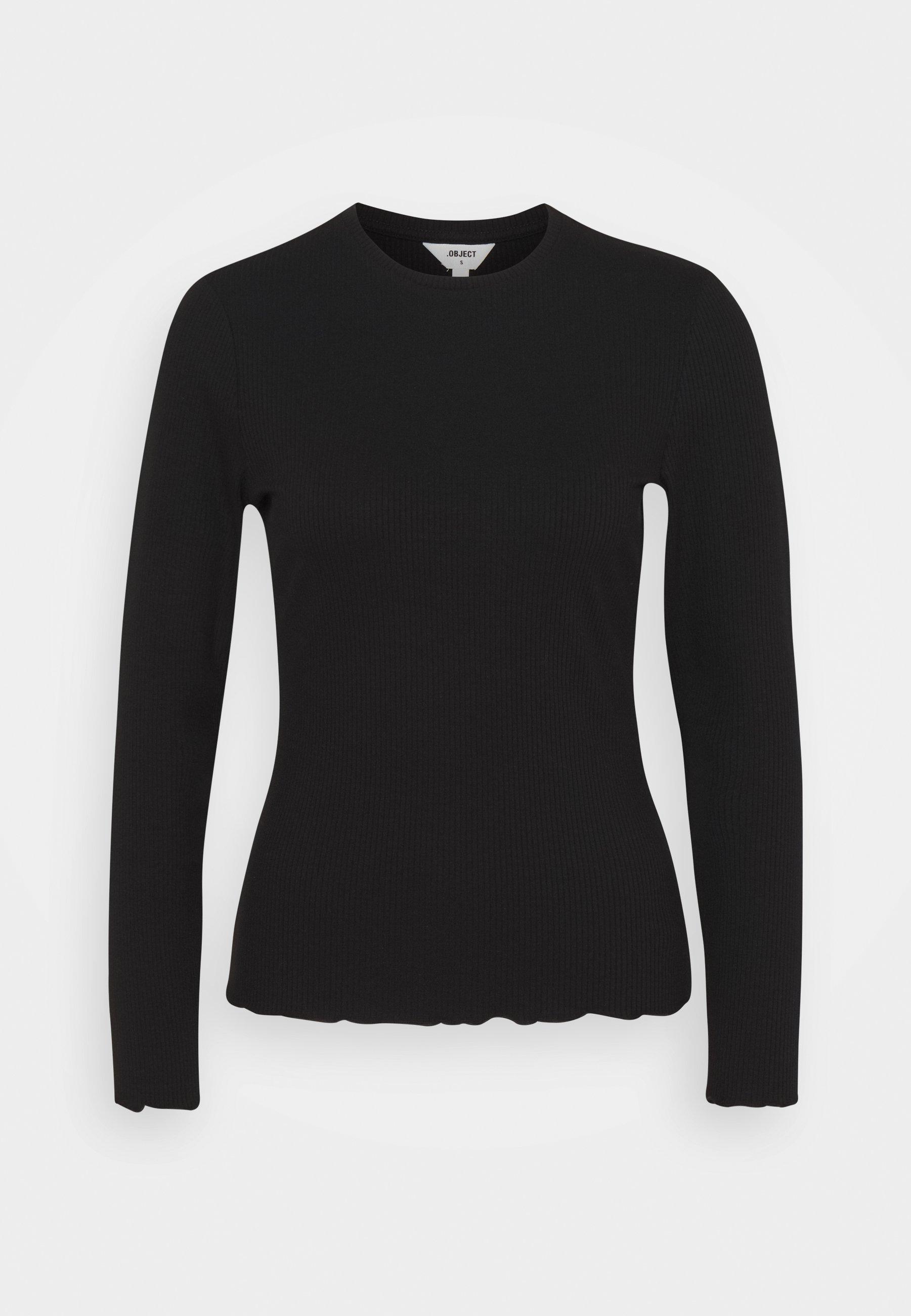 Women OBJJAMIE  - Long sleeved top