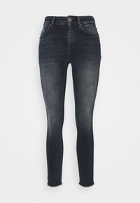 ONLY Petite - ONLBLUSH LIFE  - Skinny džíny - medium blue denim - 4
