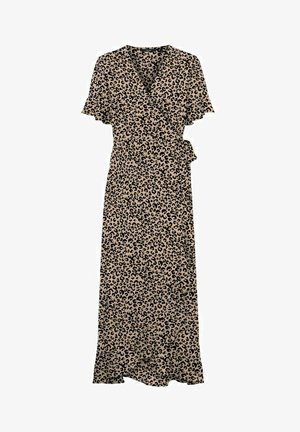 Maxi dress - toasted almond