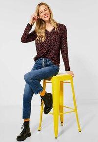 Street One - SLIM FIT  - Slim fit jeans - blau - 2