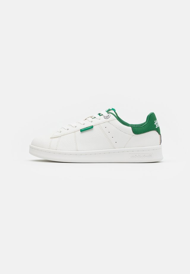 JRBANNA - Sneakers laag - white/green