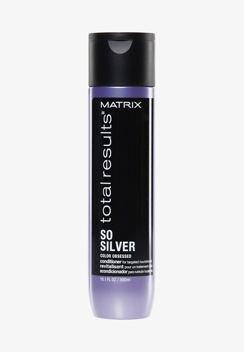 Matrix - TOTAL RESULTS SO SILVER CONDITIONER - Conditioner - -