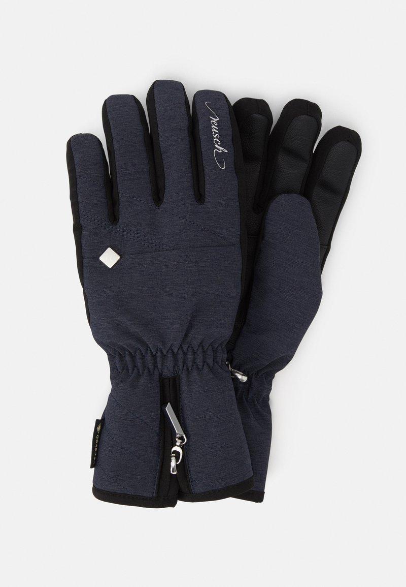 Reusch - SELINA GTX® - Rękawiczki pięciopalcowe - dress blue melange