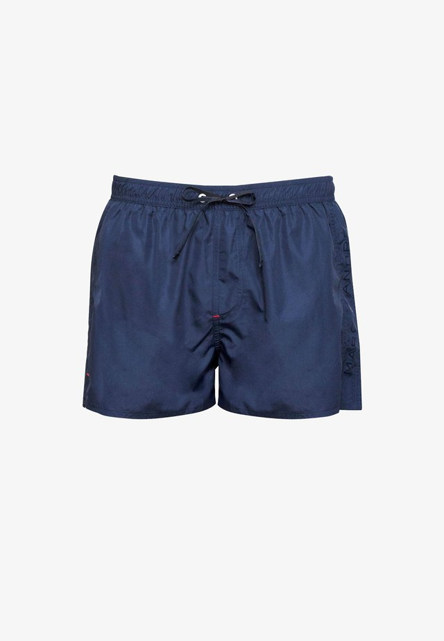 Swimming shorts - blue denim