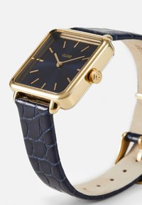 Cluse - LA TETRAGONE - Watch - gold-coloured/blue - 4