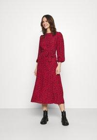Mavi - Day dress - red - 0