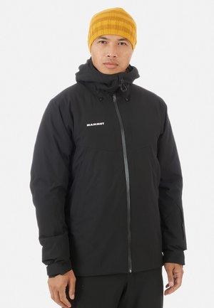 CASANNA - Snowboardjacke - black