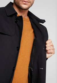 Selected Homme - SLHTIMES COAT  - Trench - black - 3