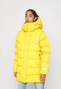 Helly Hansen - ASPIRE PUFFY - Winter coat - arrowwood - 0
