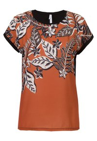 Miss E - ETAM - T-shirt print - m.henna - 0