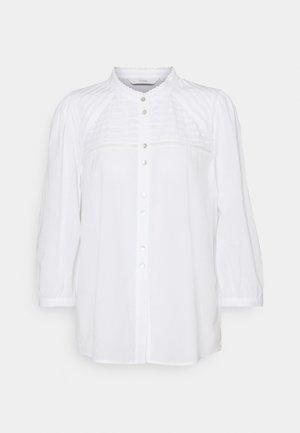 NUCINDAY - Button-down blouse - bright white