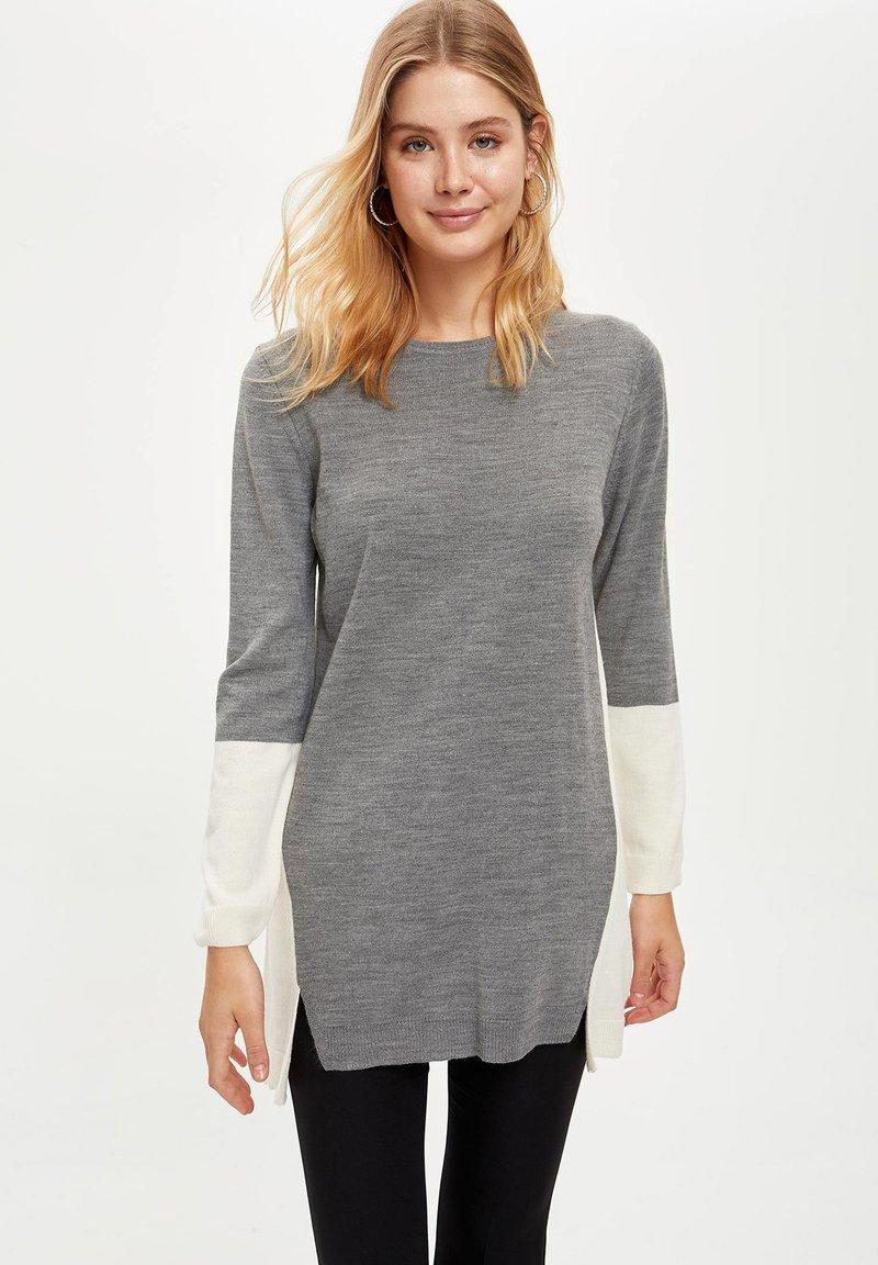 DeFacto - Tunic - grey