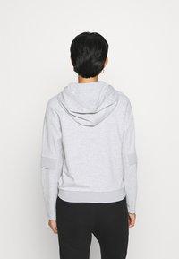 Armani Exchange - Hoodie - grey - 2