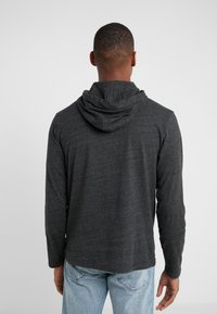Polo Ralph Lauren - Mikina skapucí - black marl heather - 2