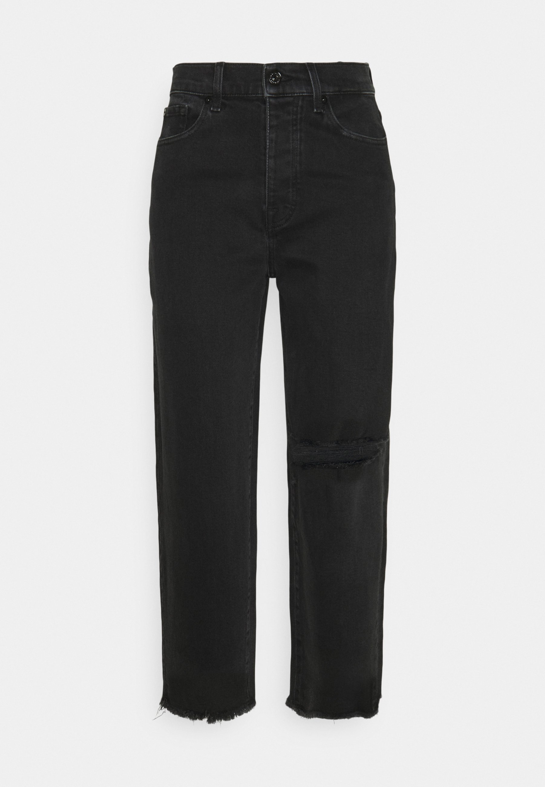 Women DYLAN FEARLESS DISTRESSED - Straight leg jeans