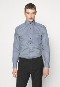 OLYMP Luxor - Luxor - Formal shirt - bleu - 0