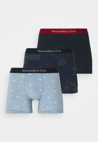3 PACK - Pants - navy /black/blue icon