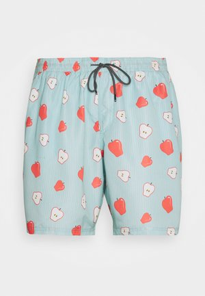 JJIBALI JJSWIMSHORTS FRUIT - Swimming shorts - petit four