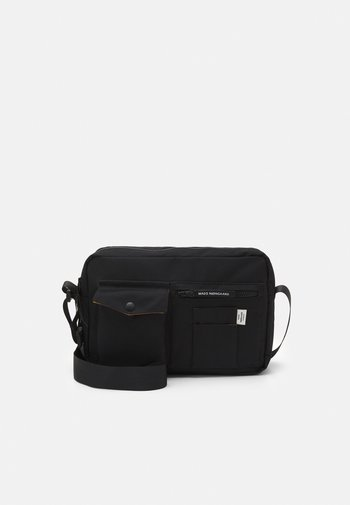 BEL ONE CAPPA UNISEX - Across body bag - black