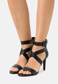Esprit - NIZZA  - Sandals - black - 0