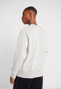 Under Armour - SPECKLED FLEECE CREW - Sweatshirt - light grey - 2