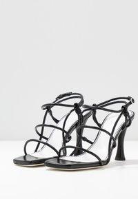 Proenza Schouler - Sandaler med høye hæler - nero - 4