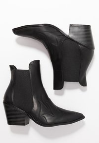 Vero Moda - VMJESS BOOT - Ankle boots - black - 3
