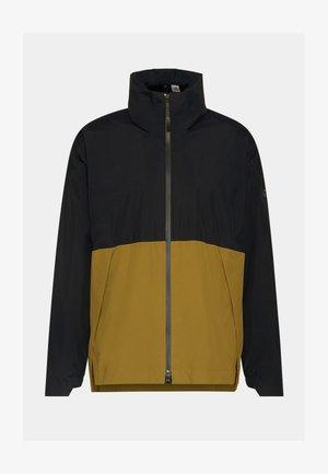 URBAN RAIN.RDY - Waterproof jacket - black/wild moss