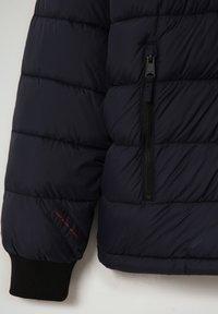 Napapijri - CIRCULAR PUFFER - Winter jacket - blu marine - 3
