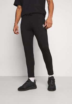 LIGHT WEIGHT BASIS  - Tracksuit bottoms - black