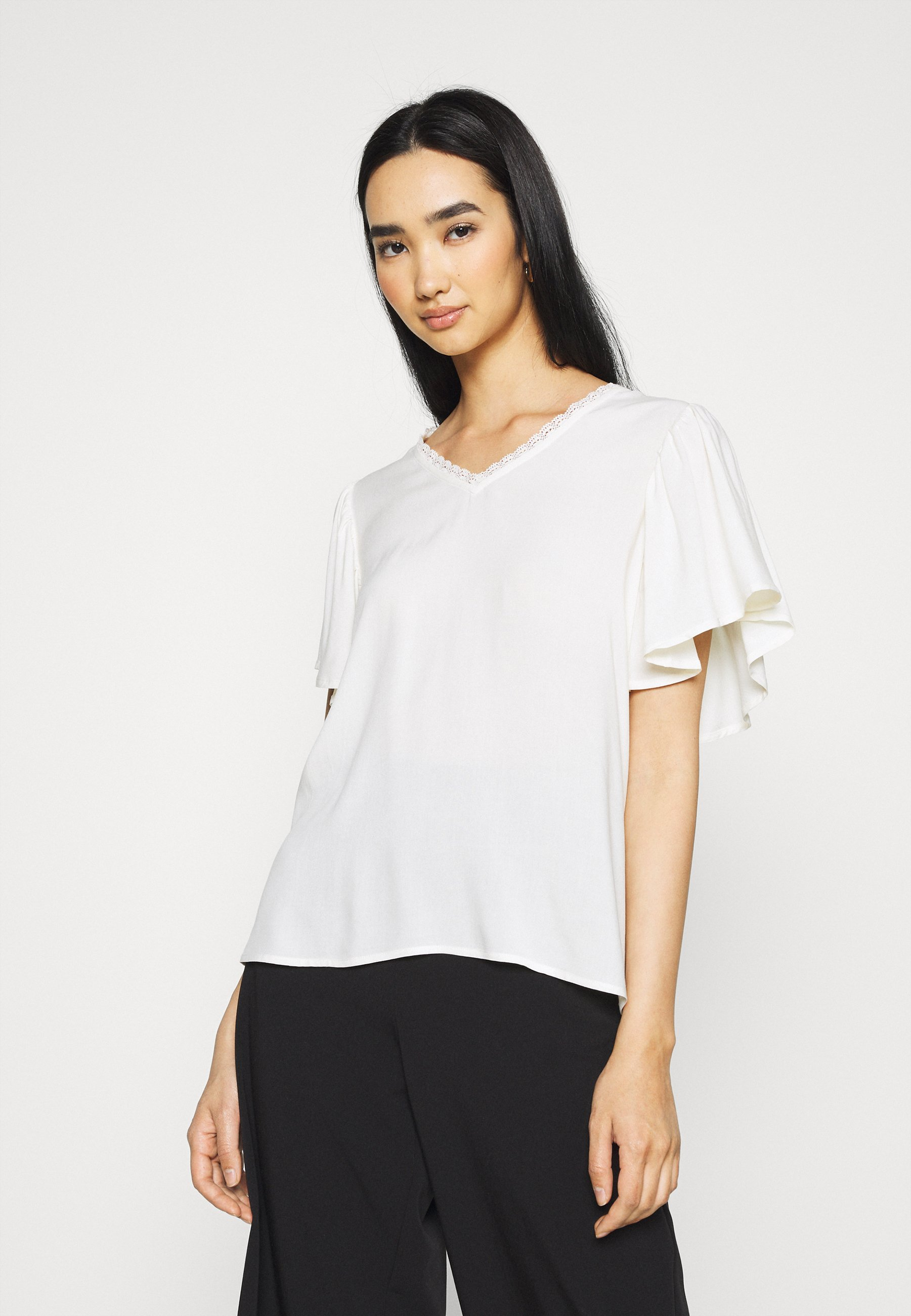 Women VMNADS TRAPEZ SLEEVE - Print T-shirt