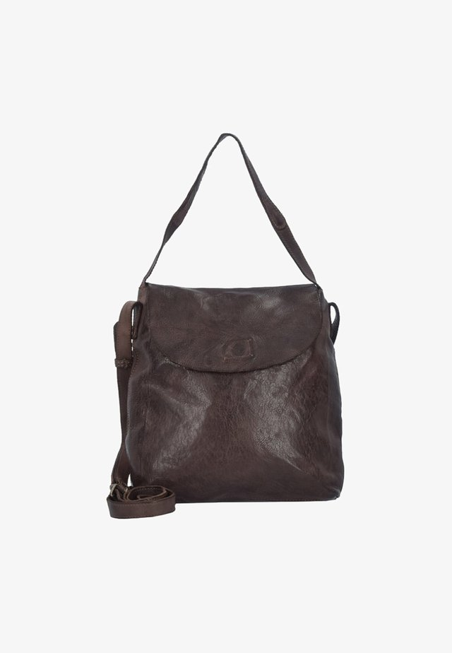 SUBMARI - Borsa a tracolla - brown