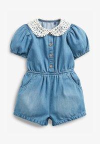 Next - Jumpsuit - light blue denim - 1