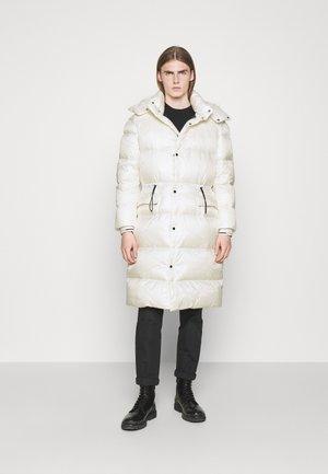 JACKET - Down coat - bianco caldo