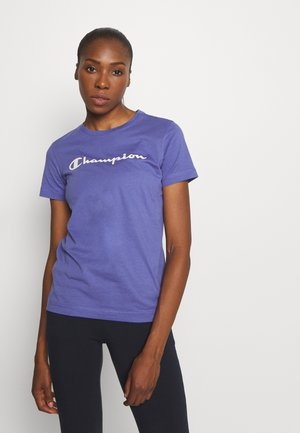 CREWNECK LEGACY - T-shirt z nadrukiem - blue