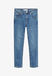 Mango - Jeans Skinny Fit - middenblauw - 0