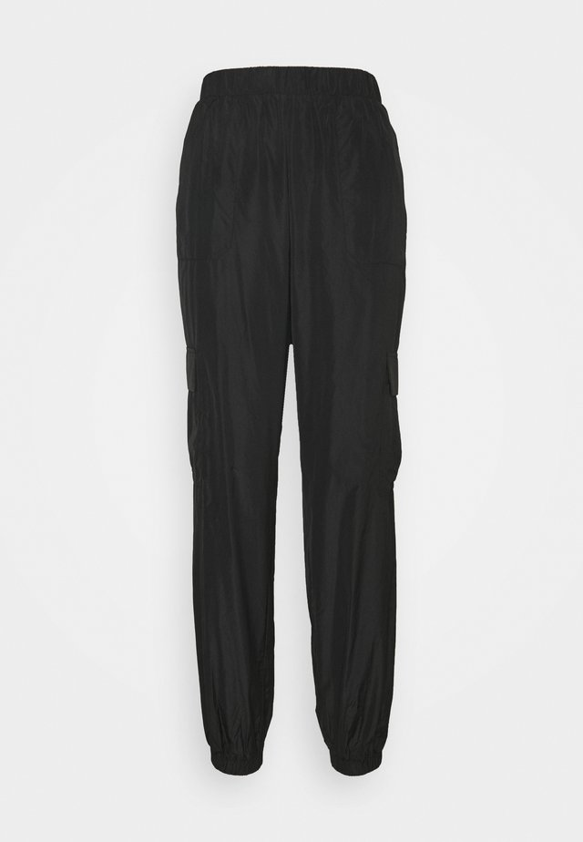 VMVELMA CARGO PANTS - Kalhoty - black