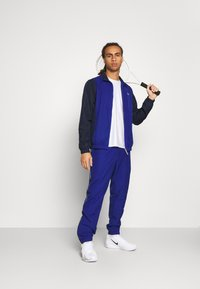 Lacoste Sport - TRACKSUIT - Tracksuit - cosmic/navy blue/white - 1