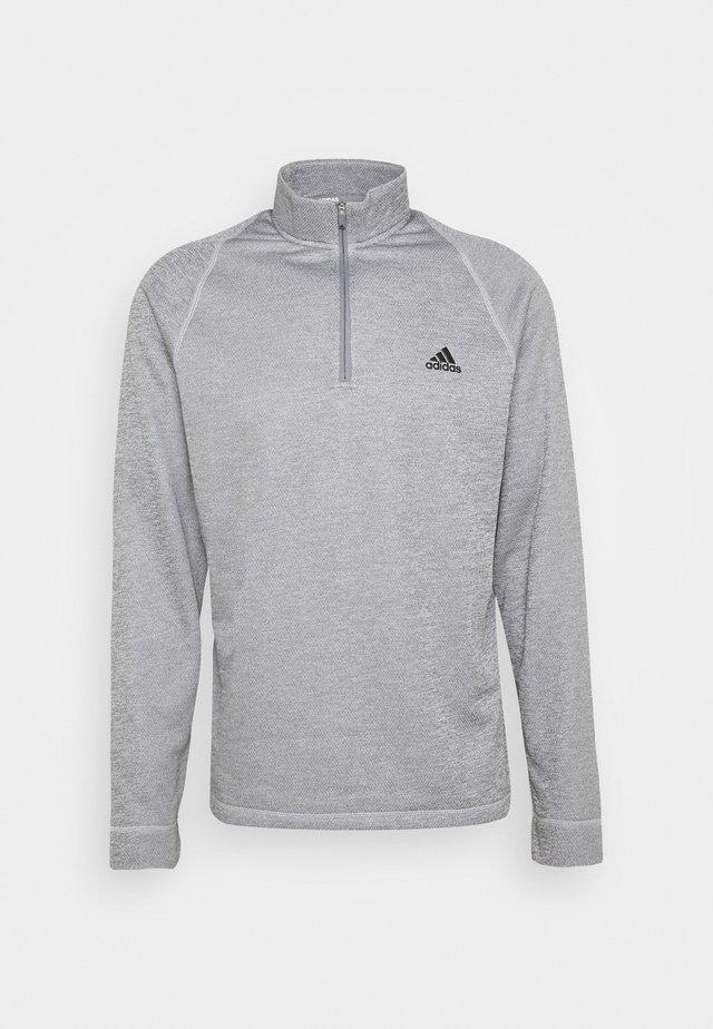 Sweatshirt - grey three