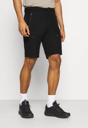 CARLTON - Sports shorts - black