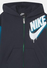Nike Sportswear - HOODIE - Zip-up hoodie - blue - 2