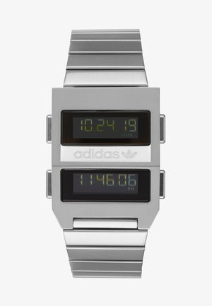 ARCHIVE M3 - Digital watch - silver-coloued