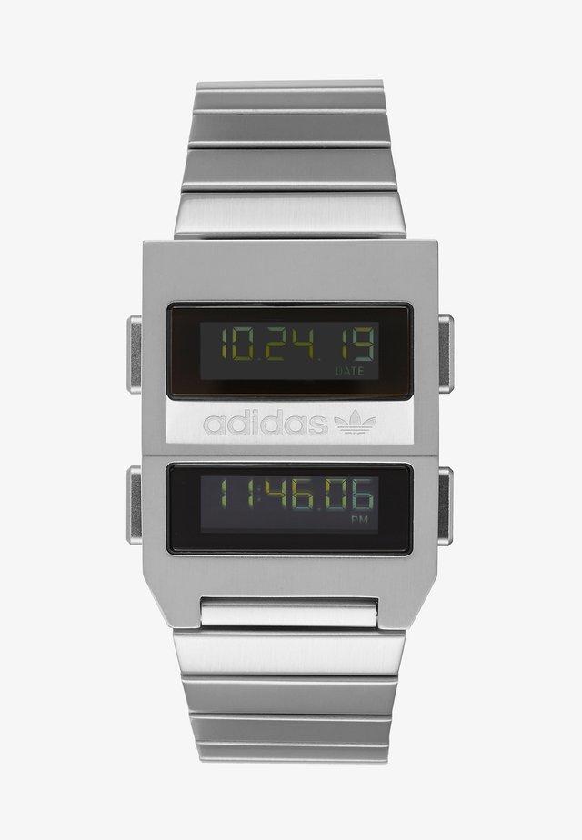 ARCHIVE M3 - Digitální hodinky - silver-coloued