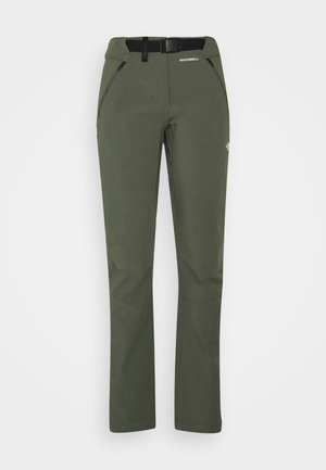 DIABLO PANT - Outdoor trousers - thyme