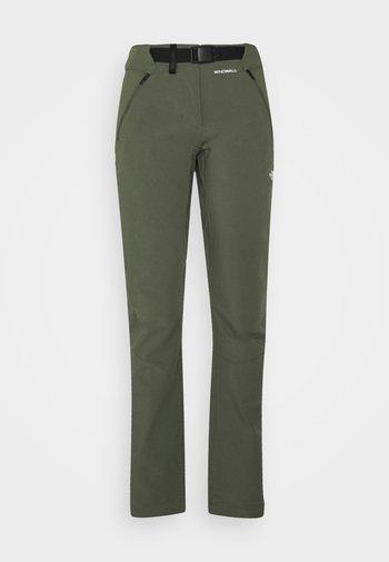 DIABLO PANT - Pantaloni outdoor - thyme